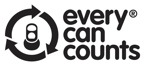 Every Can Counts mono logo